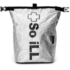 So iLL Tyvek Roll-Down Secchio Per Magnesite, silver